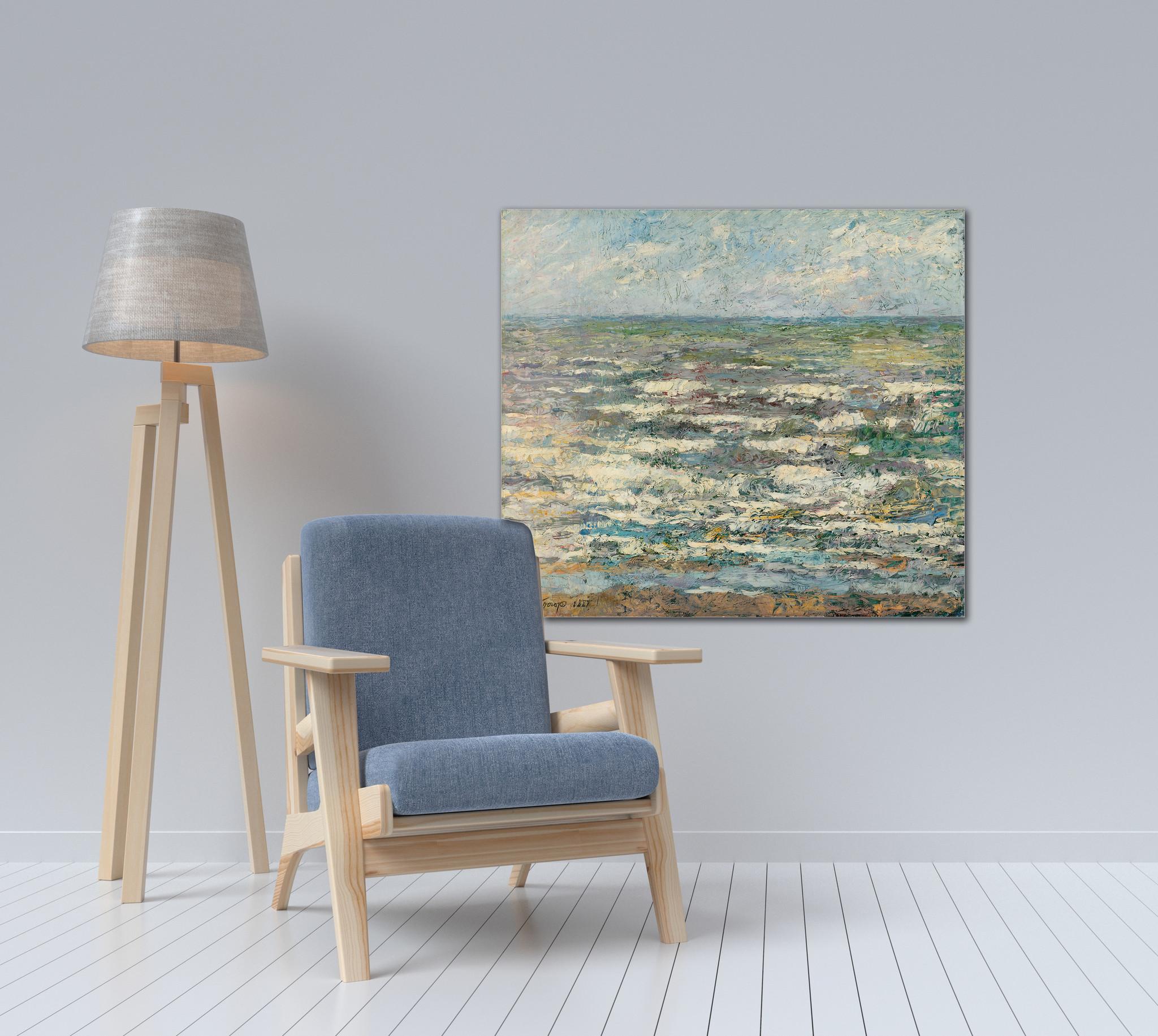 Textieldoek De Zee