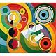 Rhythm, Joie De Vivre | 80 x 60 cm | Photo satin paper