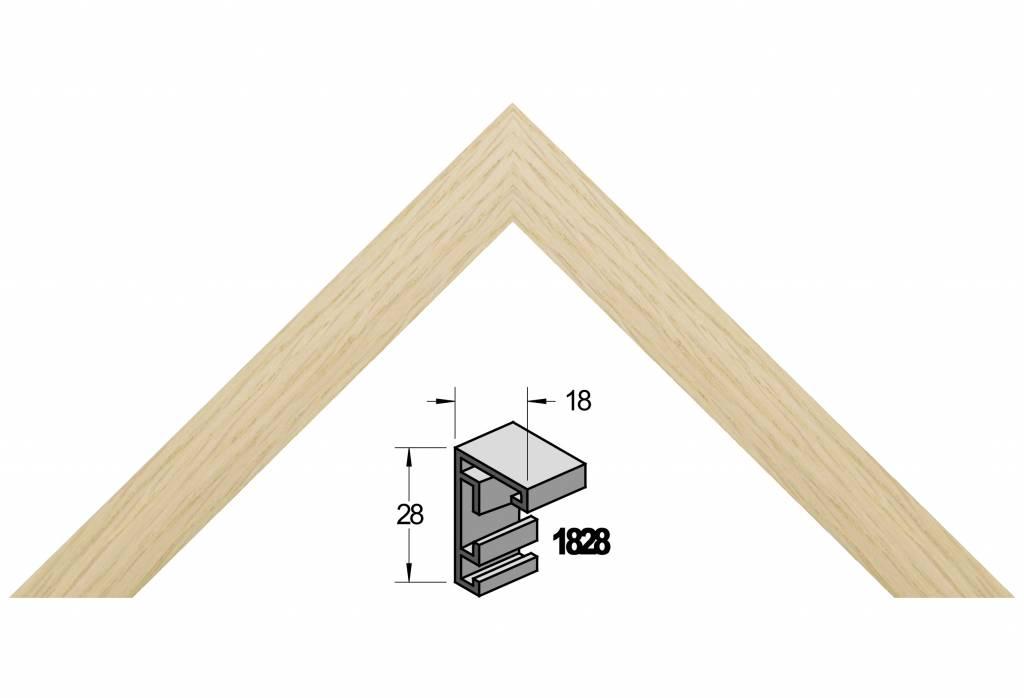Lebensfries I | 120 x 50 cm | Natuurpapier (structuur)