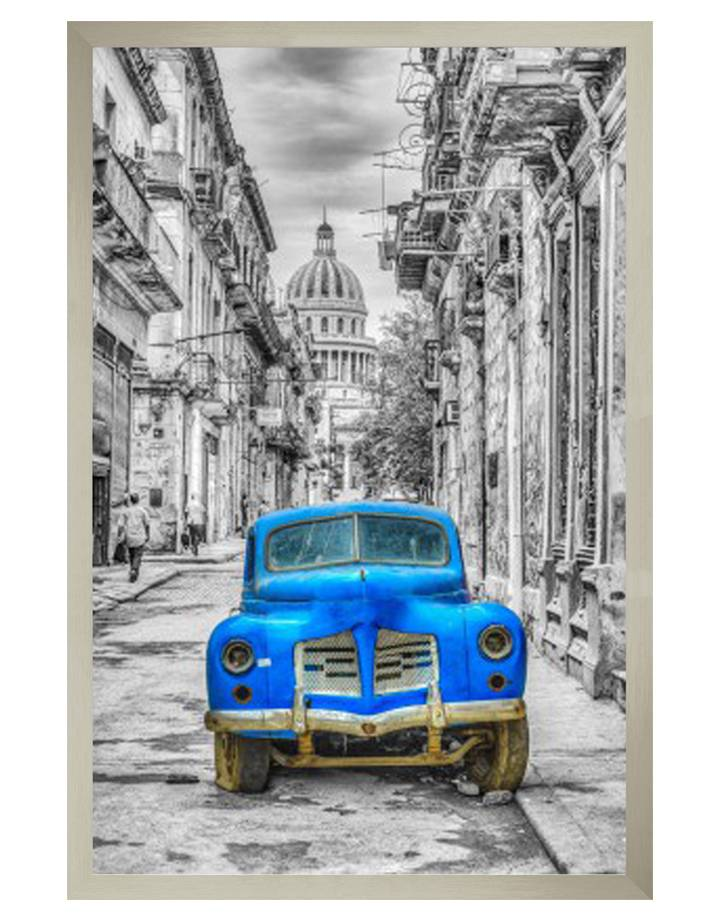 Oldtimer, Havanna | 40 x 60 cm | Photo satin paper