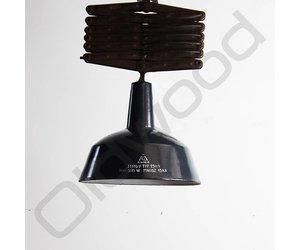 Industriele Lampen Outlet : Schaarlampen oldwood de woonwinkel oldwood de woonwinkel