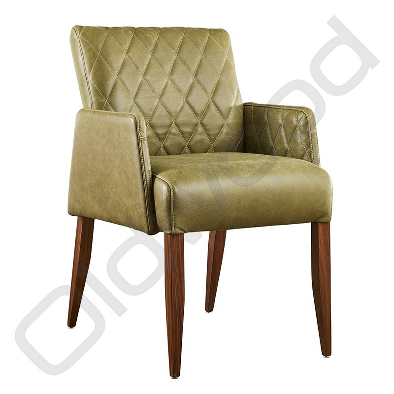 Dining room chair - Seattle forest with handrail