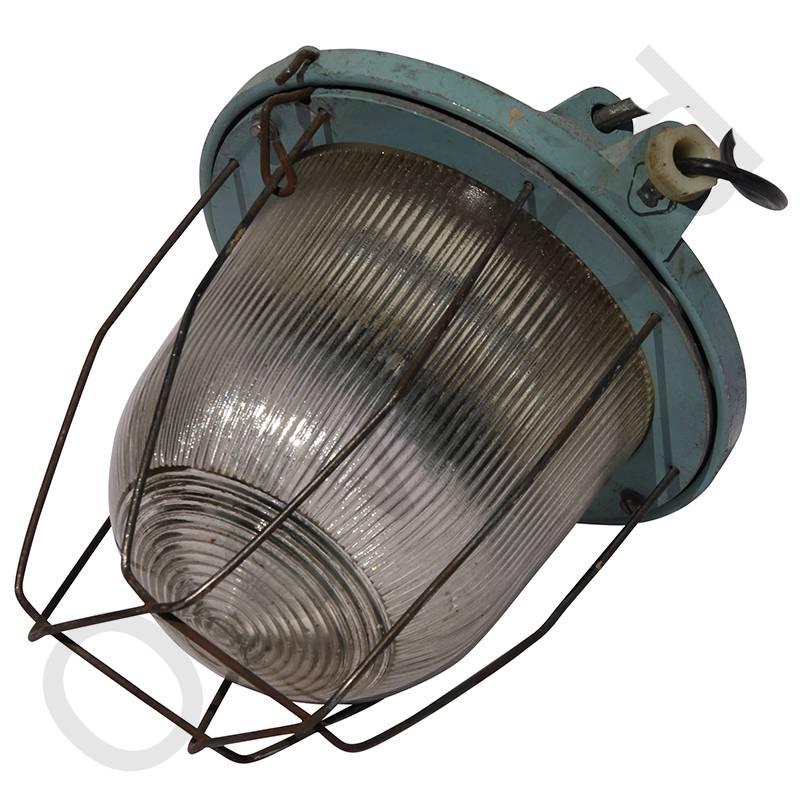 Industriële lampen - ludo