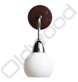 Zivan vintage wandlampje