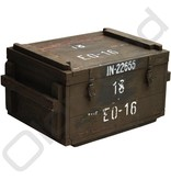 Vintage army box