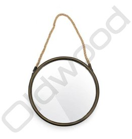 By-Boo Mirror Metal Rope