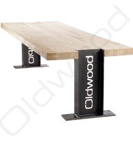 Oak wooden table - Helsinki