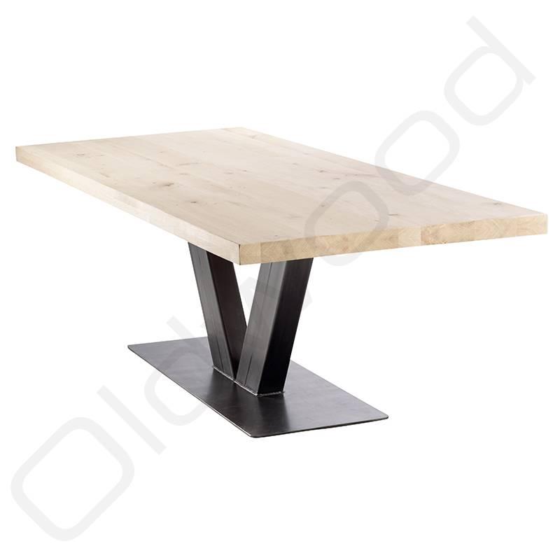 Tafel Oak wooden table - Rome