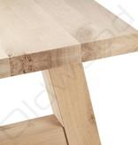 Oak wooden table - Milan