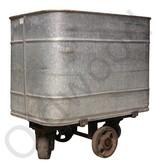 Industriele oude zinken waskar