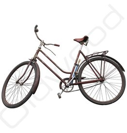 Old vintage bicycle, brand Mifa