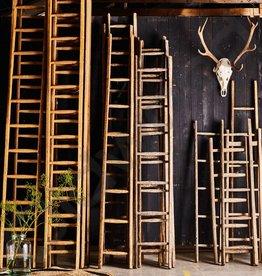 Vintage haystack ladder
