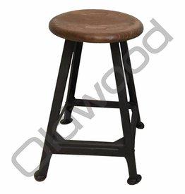 Industrieel accessoire (Sold) Industrial stool