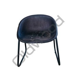 Industrieel meubel Tractor saddle stool