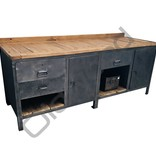 Industrieel meubel Industriële werkbank