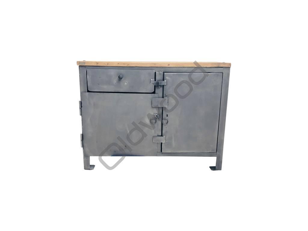 Industrieel meubel Werkbank / stoer dressoir