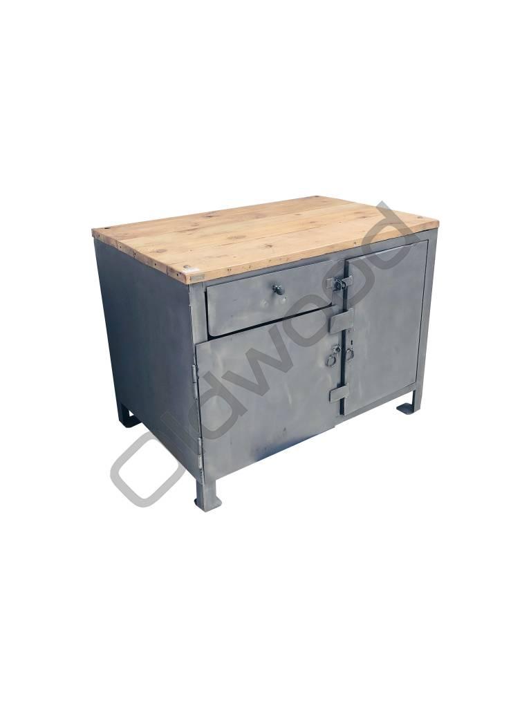 Industrieel meubel Workbench / sturdy sideboard