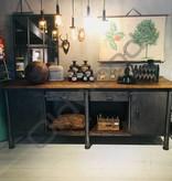 Industrieel meubel Stoere werkbank