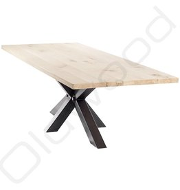 Tafel Oak wooden table - Madrid