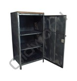 Industrieel meubel 1 deurs locker