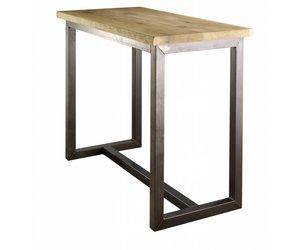 Robuuste tafels robuuste statafels oldwood de woonwinkel