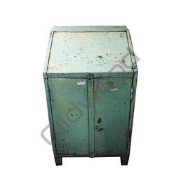 Industrieel meubel Klepkast