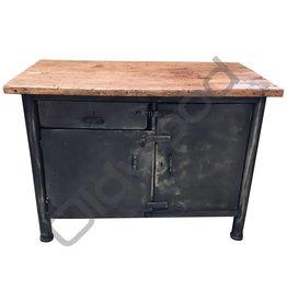 Industrieel meubel Industrial workbench