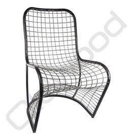 Industrieel meubel Kick stoel