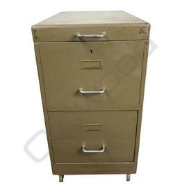 Industrieel meubel (Sold) Filing Cabinet