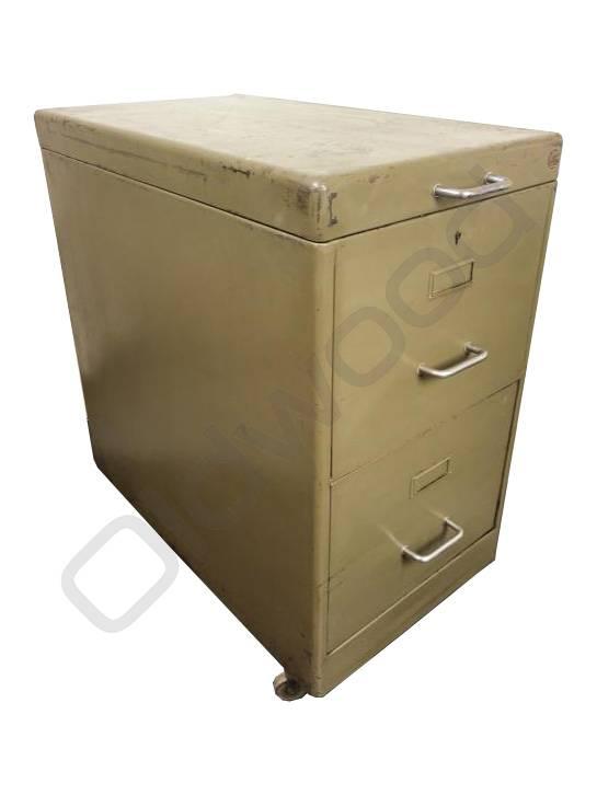 Industrieel meubel Industriële archiefkast