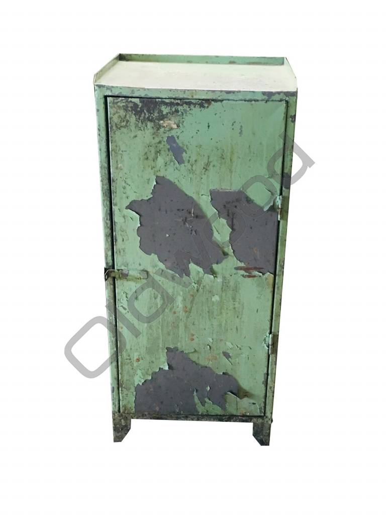Industrieel meubel Industrial locker
