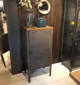 (Sold) Industrial 1 door cupboard
