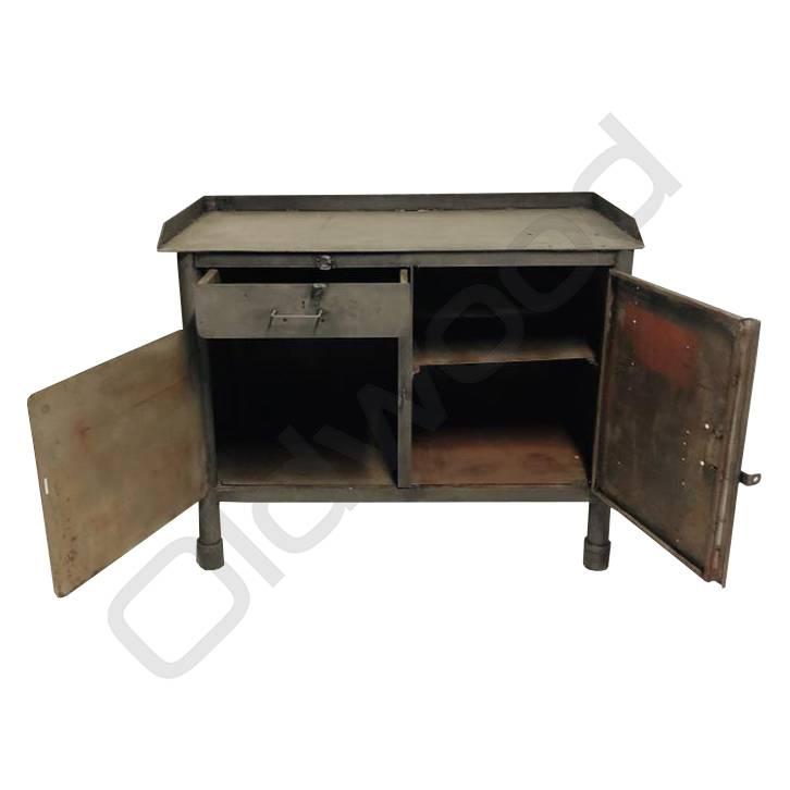 Industriële werkbank/dressoir