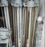 TL tube - industriële glaslamp
