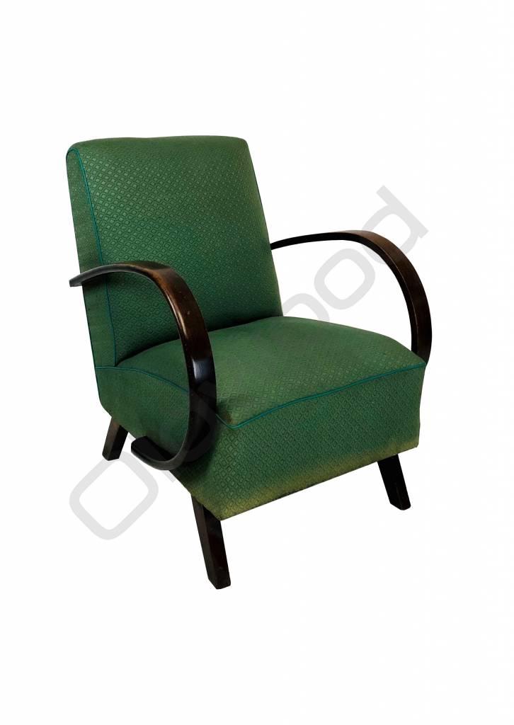 Vintage Halabala fauteuils