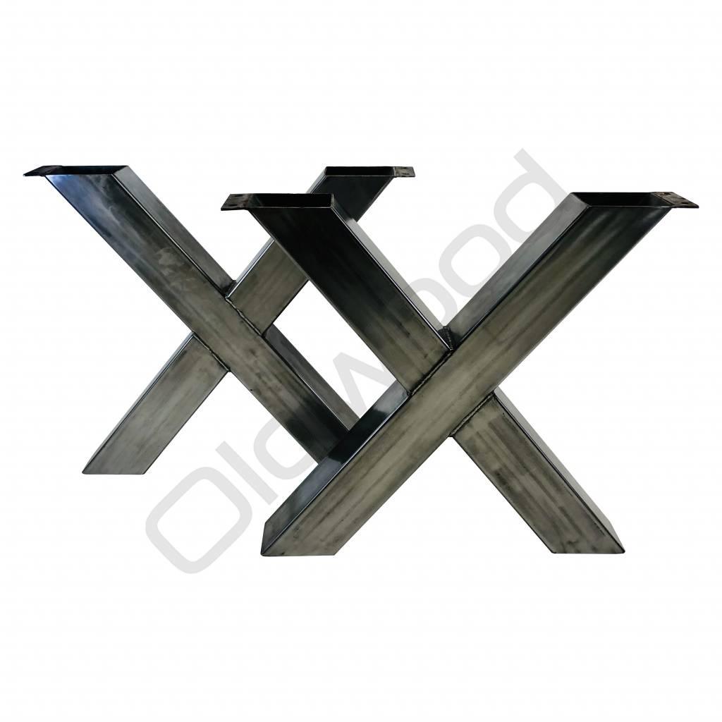 Metalen onderstel   Outlet