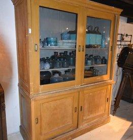 old school cupboard