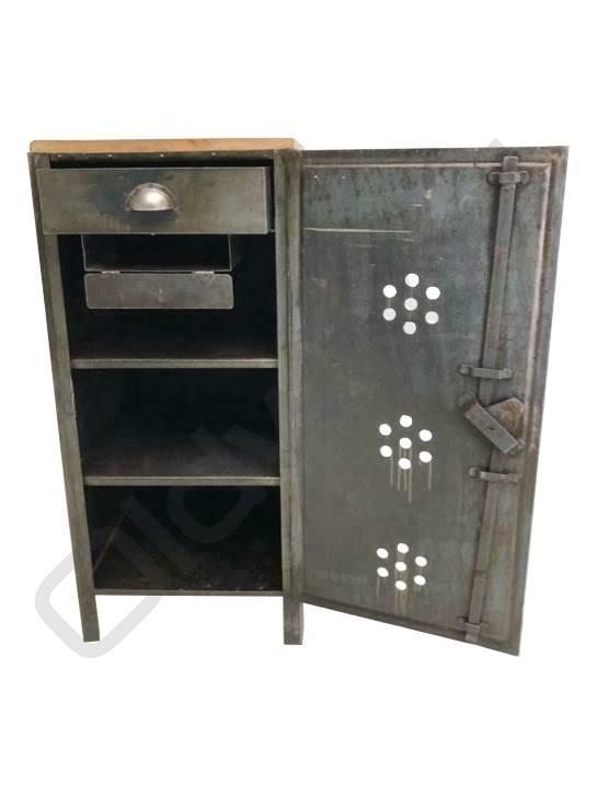 1 deurs locker