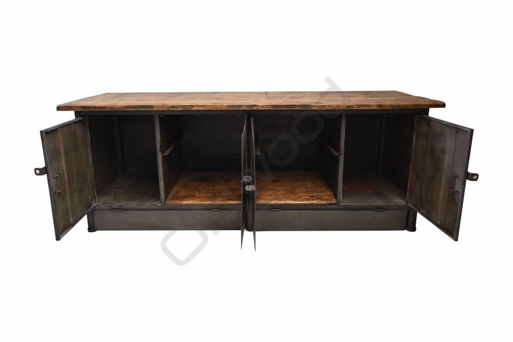 Industrial dresser / workbench