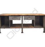 Industrieel meubel Tough industrial workbench
