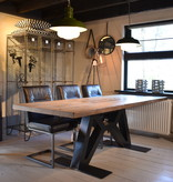 Tafel Eiken houten tafel - Flying Dutchman