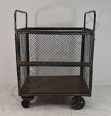 Industriële trolley kar