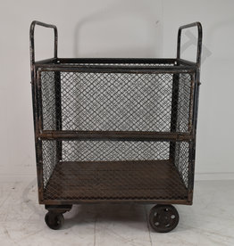 (Sold) Transport cart
