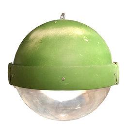 Groene bollamp