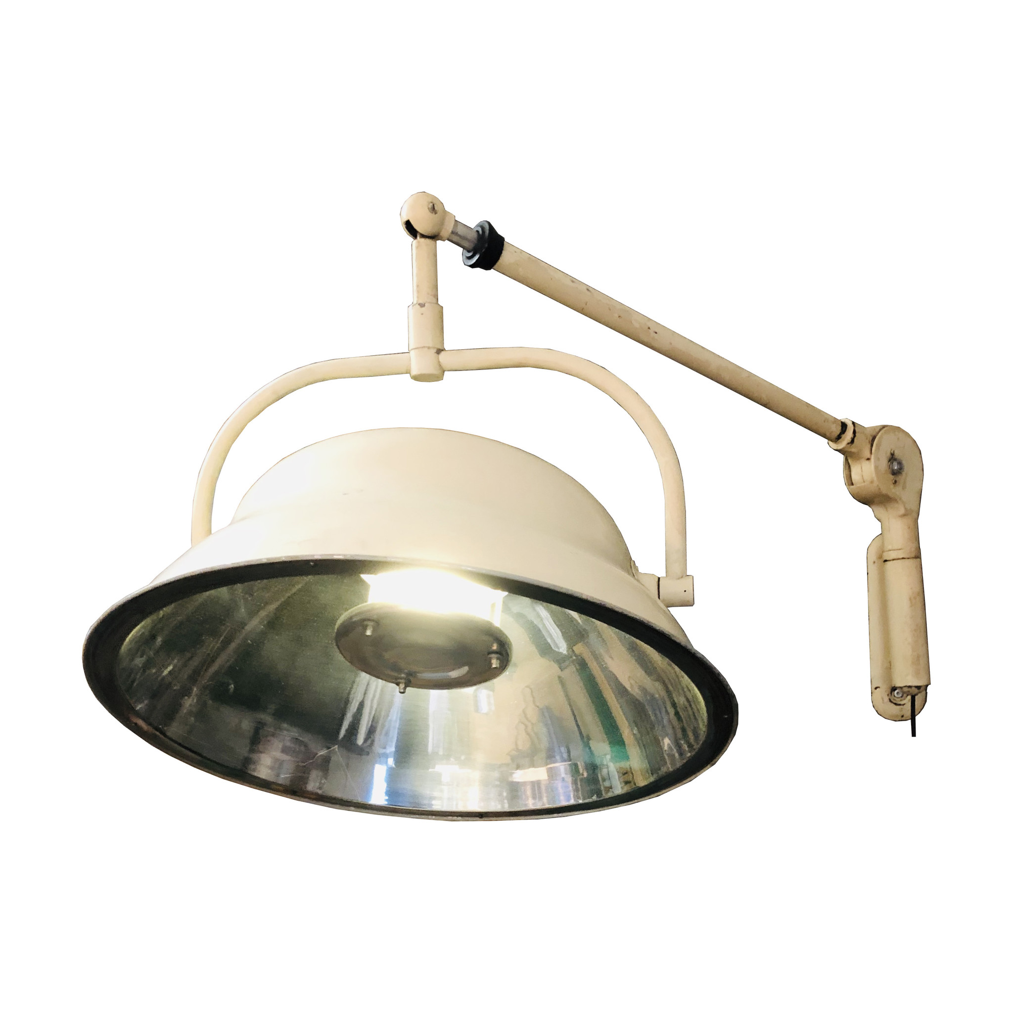 vintage operatielamp