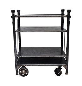 Industriële trolley stelling