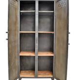 Metalen locker