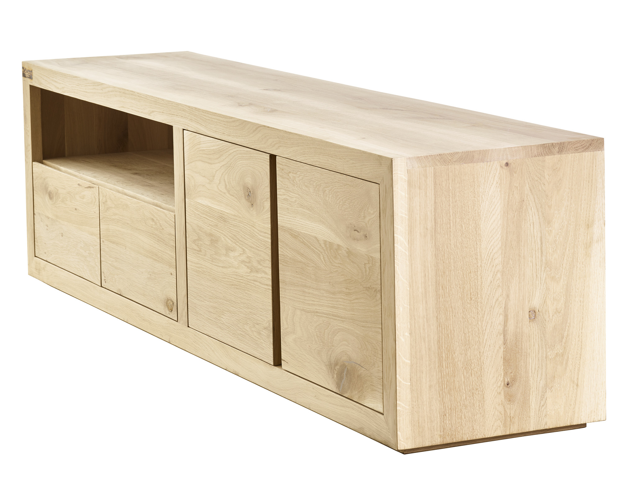 TV meubel eikenhout 'Marseille'