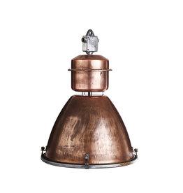 industriële lamp - Viktor - koper