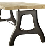Tafel Eiken tafel - Detroit